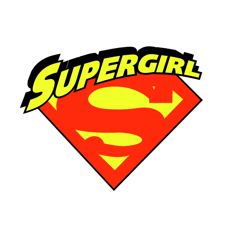745x745 Supergirl Free Vector 4vector