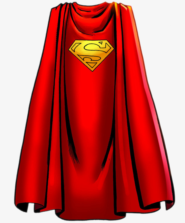 650x785 Superman Cape, Superman Clipart, Clothes, Red Png Image And