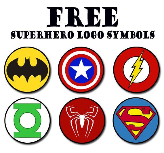 570x532 15 Superhero Clipart Logo For Free Download On Mbtskoudsalg