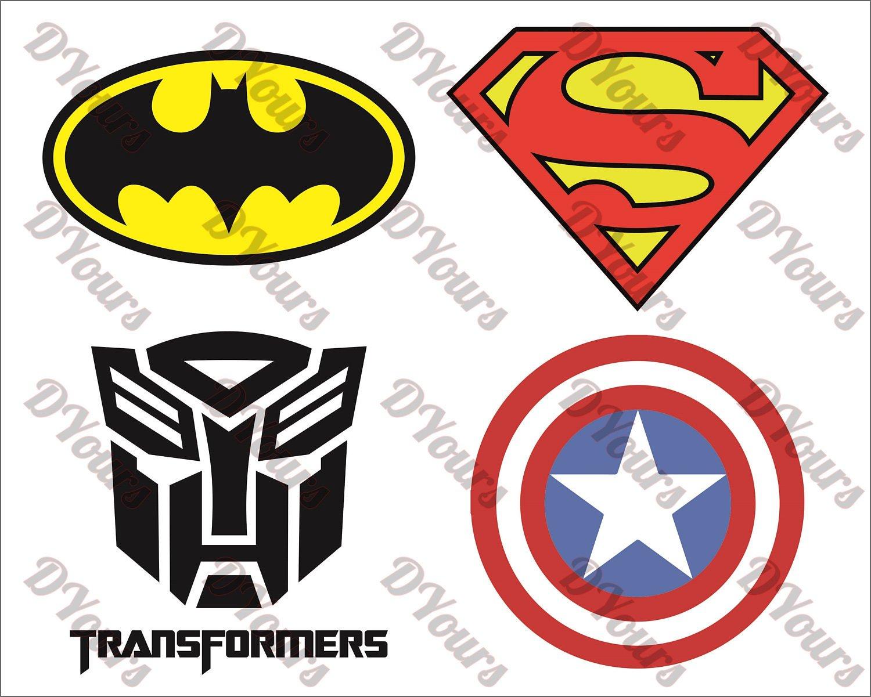 1500x1201 Superhero Vector Logo