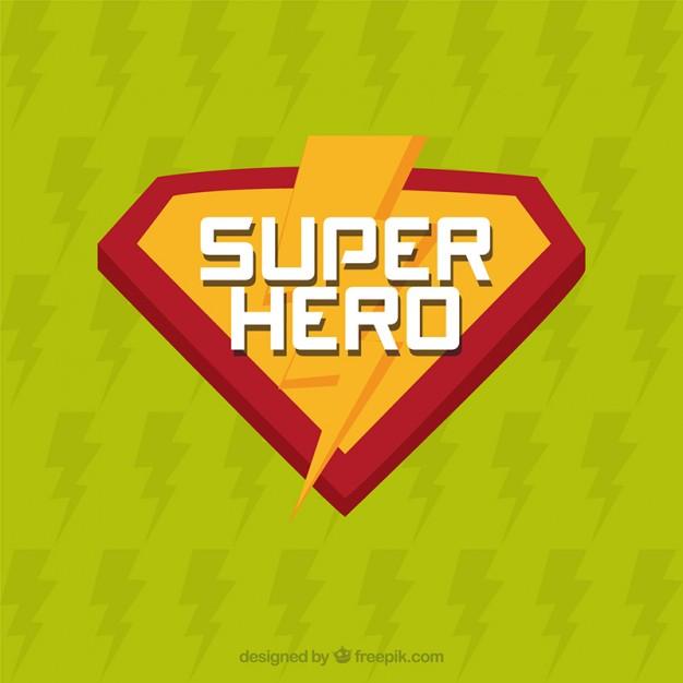 626x626 Superhero Insignia Vector Free Download