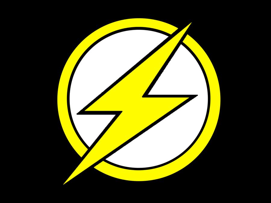 900x675 The Flash Wally West Kid Flash Logo