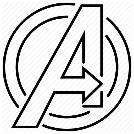 512x512 Avengers Logo Vector Png Transparent Avengers Logo Vector.png