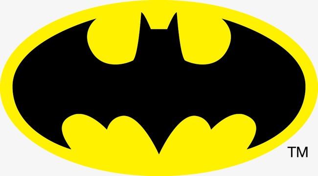 650x361 Batman Logo, Super Hero, Justice League, Cartoon Characters Png