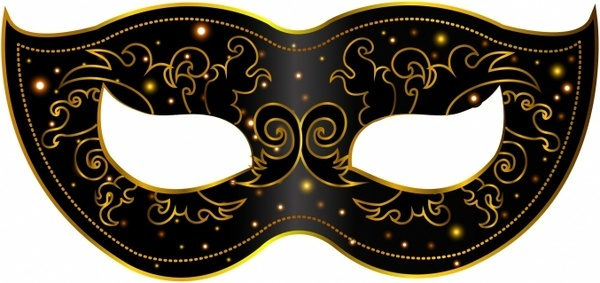 600x283 Superhero Mask Free Vector Download (263 Free Vector) For