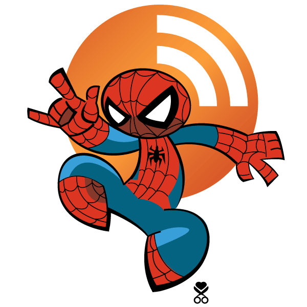 Superhero Vector Art