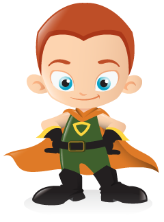 240x324 19 Vector Ai Superhero Huge Freebie! Download For Powerpoint