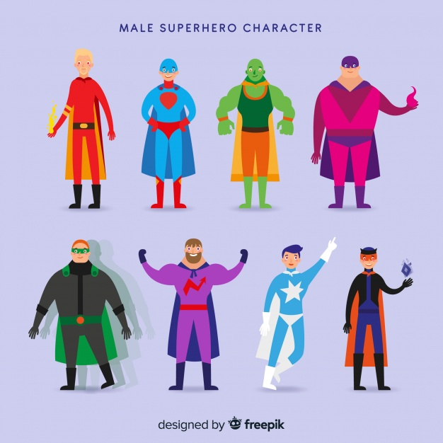 Superhero Vector Free at GetDrawings com | Free for personal