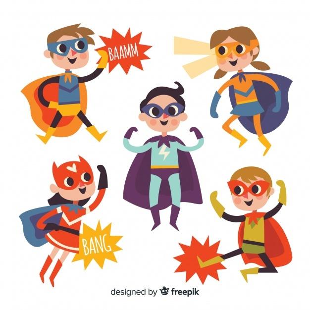 626x626 Superhero Vectors, Photos And Psd Files Free Download