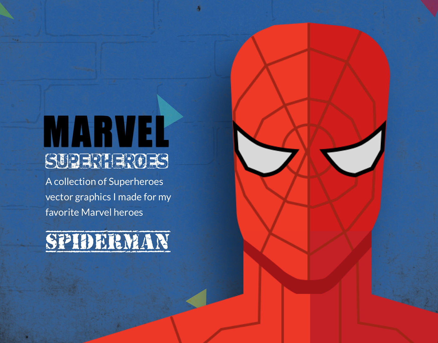 1400x1094 Marvel Superheroes Vector Design On Behance