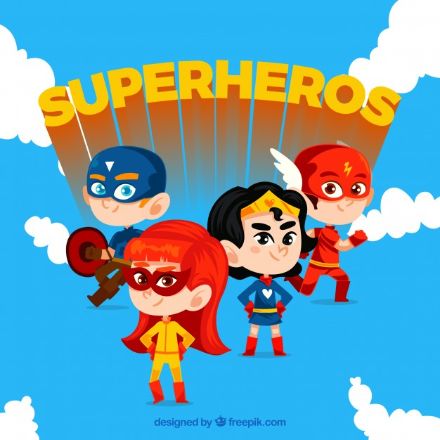 626x626 Superhero Vectors, Photos And Psd Files Free Download
