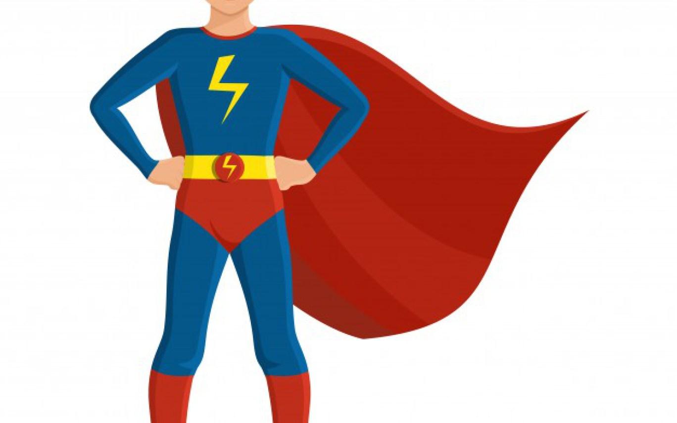 1368x855 Funny Cartoon Superhero Hot Trending Now