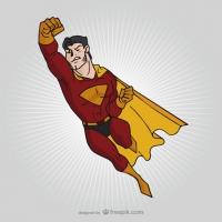 200x200 Superhero Vector Free Vector Graphic Art Free Download (Found 139