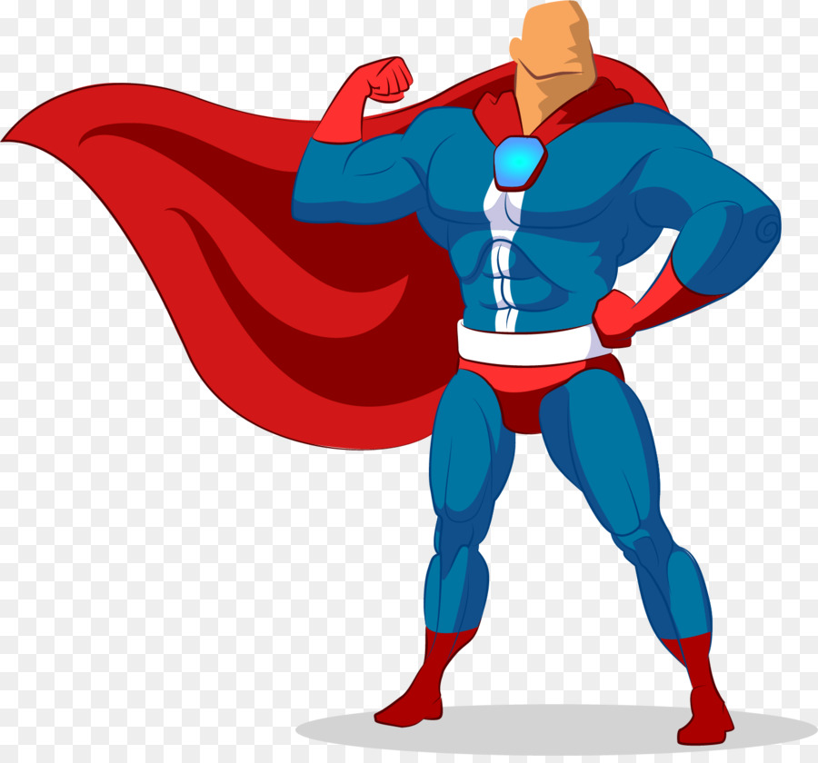 900x840 Clark Kent Superhero Royalty Free Illustration