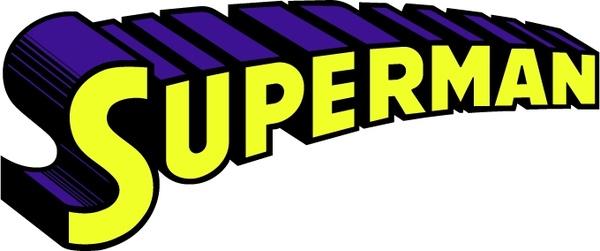 600x251 Superman 4 Free Vector In Encapsulated Postscript Eps ( .eps