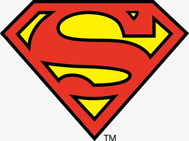 650x487 Superman Logo, Super Hero, Justice League, Cartoon Characters Png