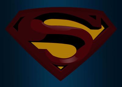 400x286 Superman Logo Vector By Darc10222