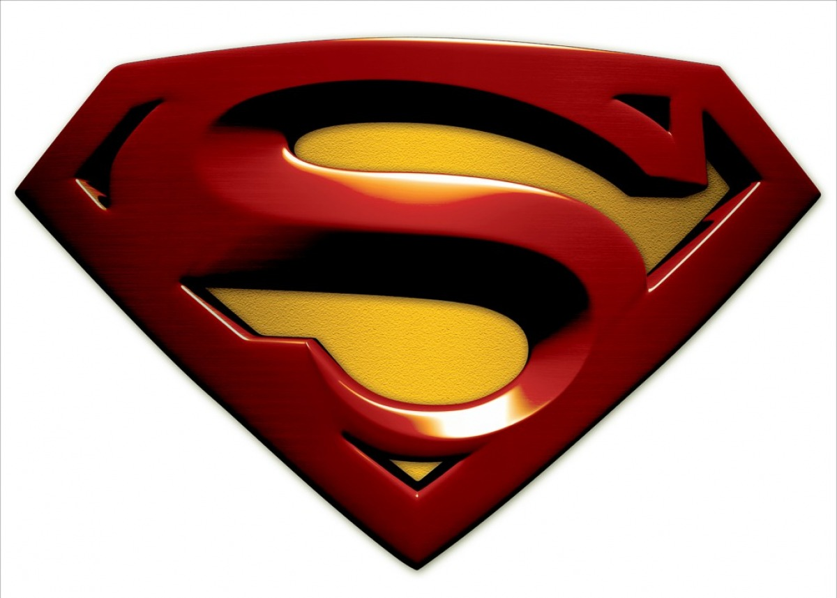 1200x857 Superman Logo Vector 6 An Images Hub