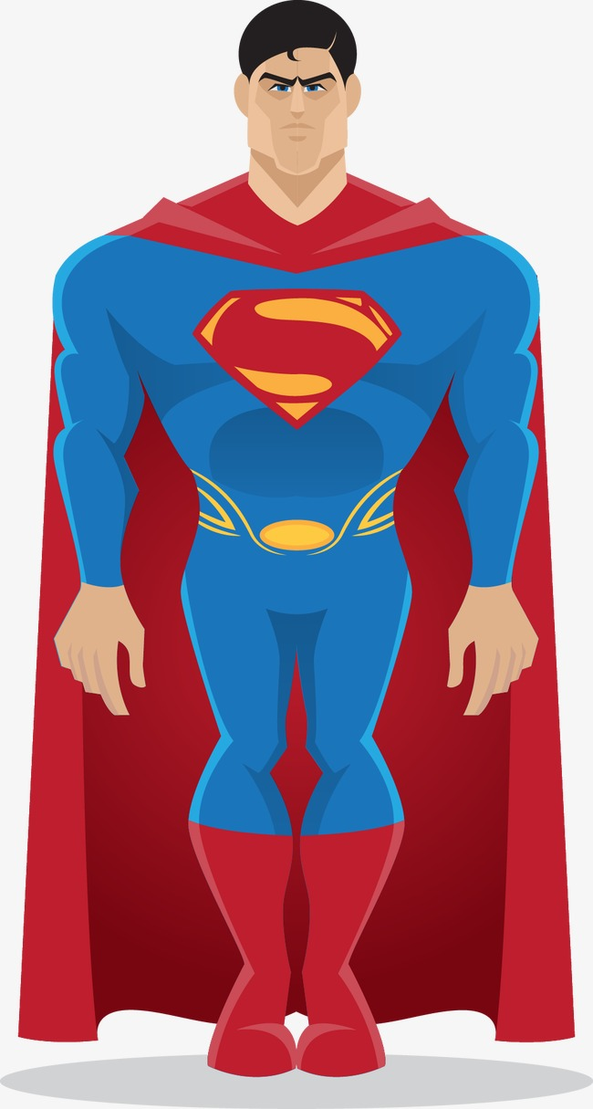 650x1215 Superman, Vector, Red, Super Soldier Png And Vector For Free Download