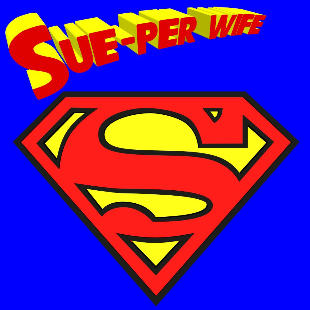 1000x1000 Superman Clipart Font