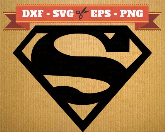 570x456 Superman Svg