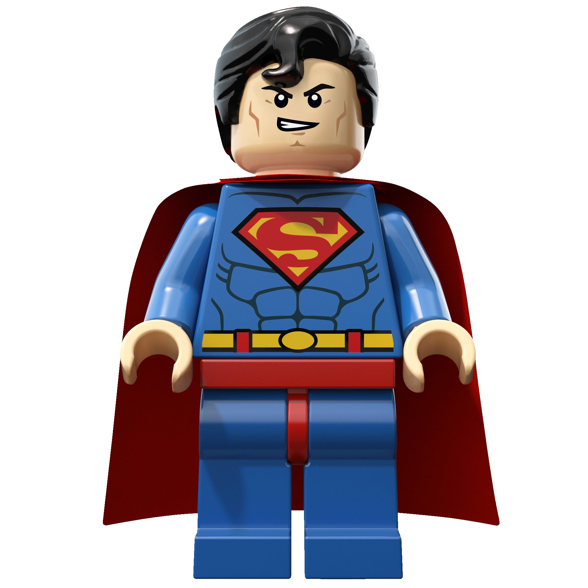 2000x2000 Superman Clipart Lego Superhero