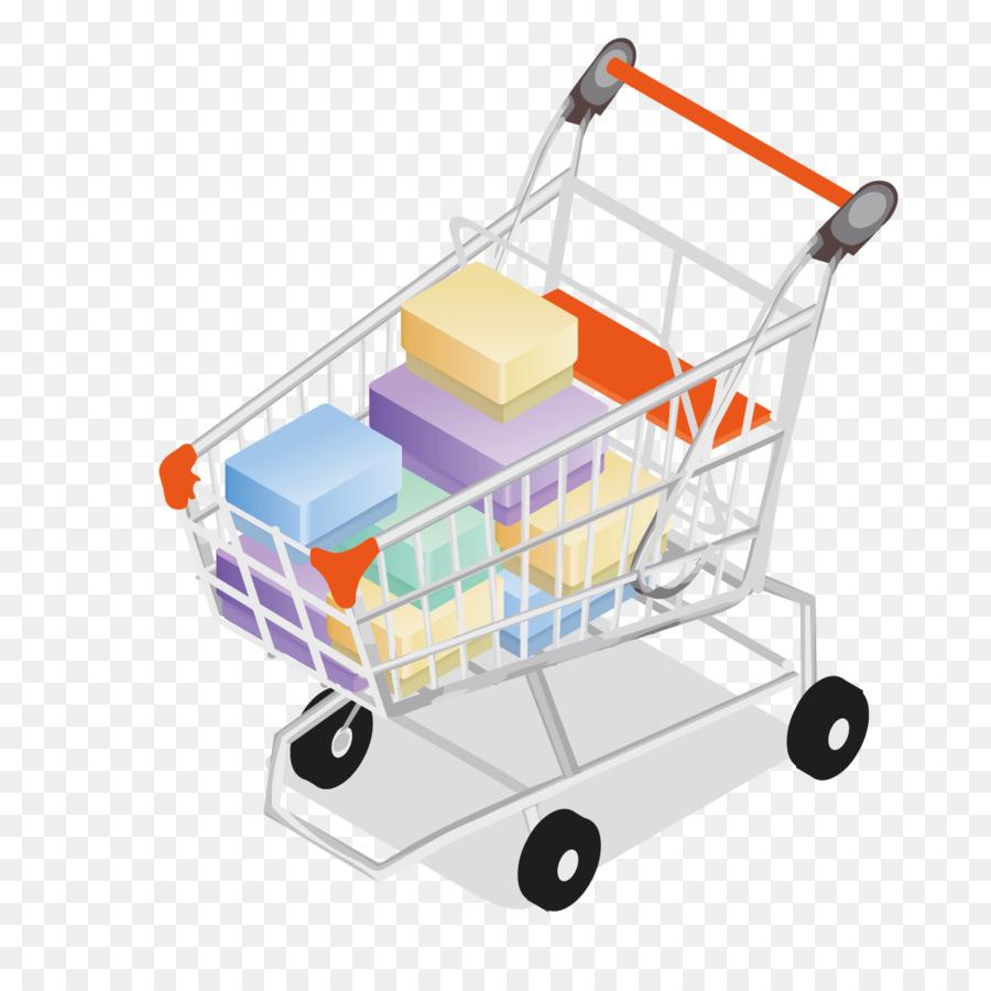 900x900 Shopping Cart Supermarket