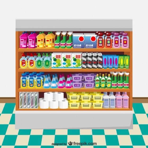 626x626 Detergents Supermarket Vector Vector Free Vector Download In .ai