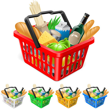 372x368 Supermarket Free Vector Download (131 Free Vector) For Commercial