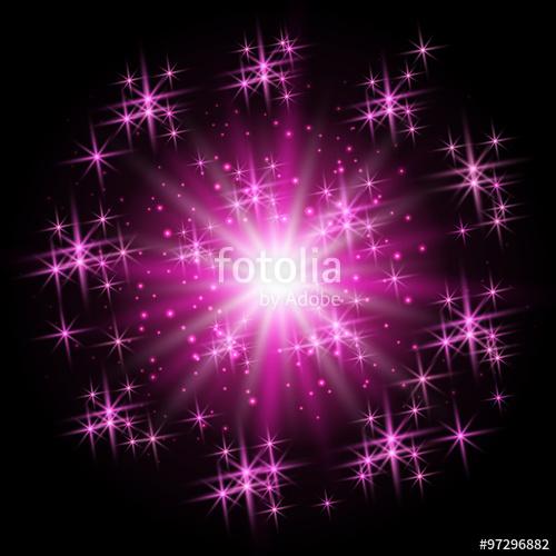 500x500 Flash Supernova Stars Stock Image And Royalty Free Vector Files