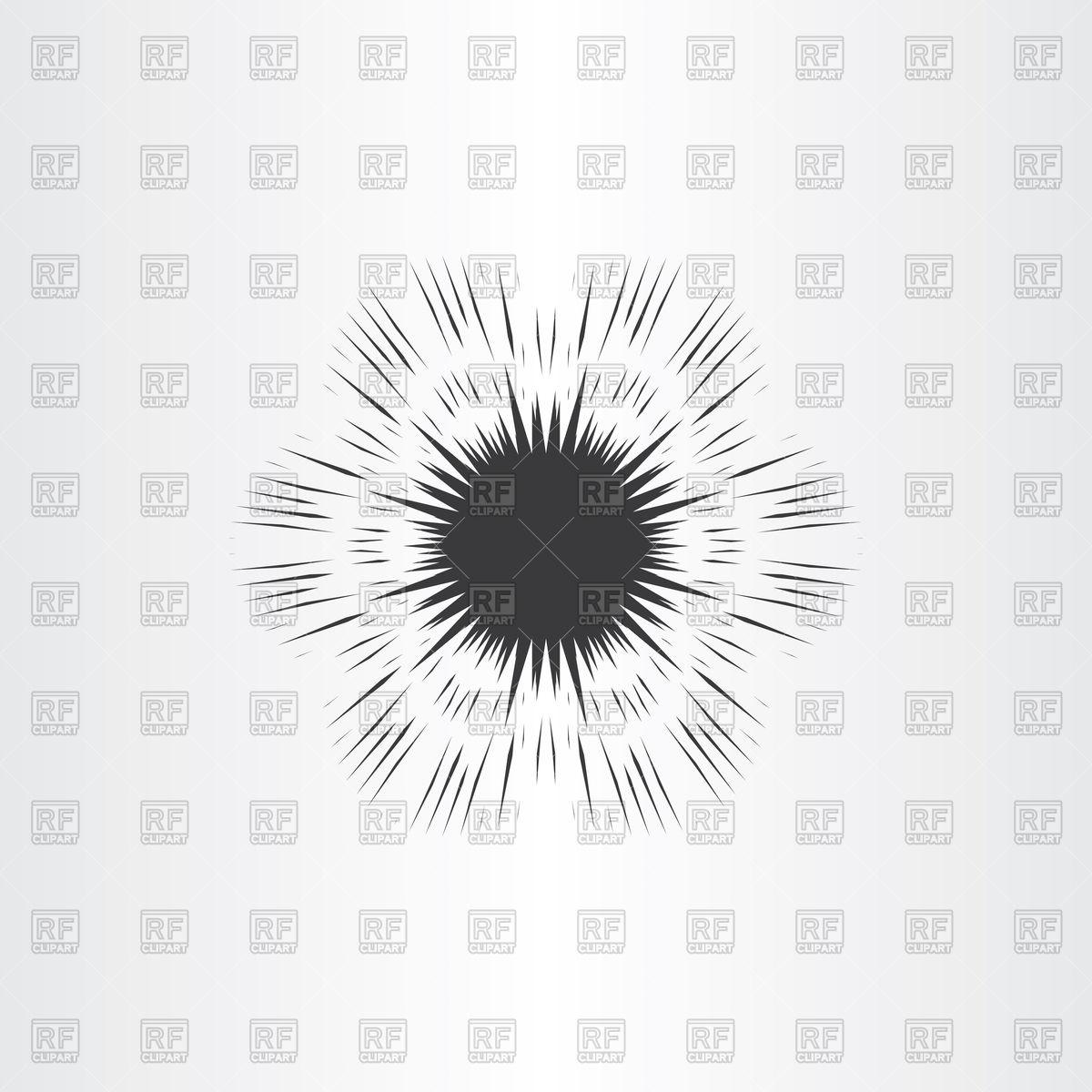 1200x1200 Supernova Star Explosion Icon Vector Image Vector Artwork Of