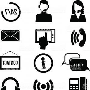 300x300 Customer Care Service And Support Icon Vector Orangiausa