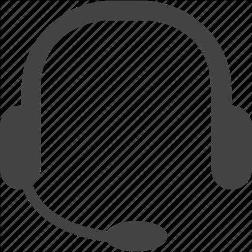 512x512 Customer Support, Headphone, Headphones, Headset, Relax, Service