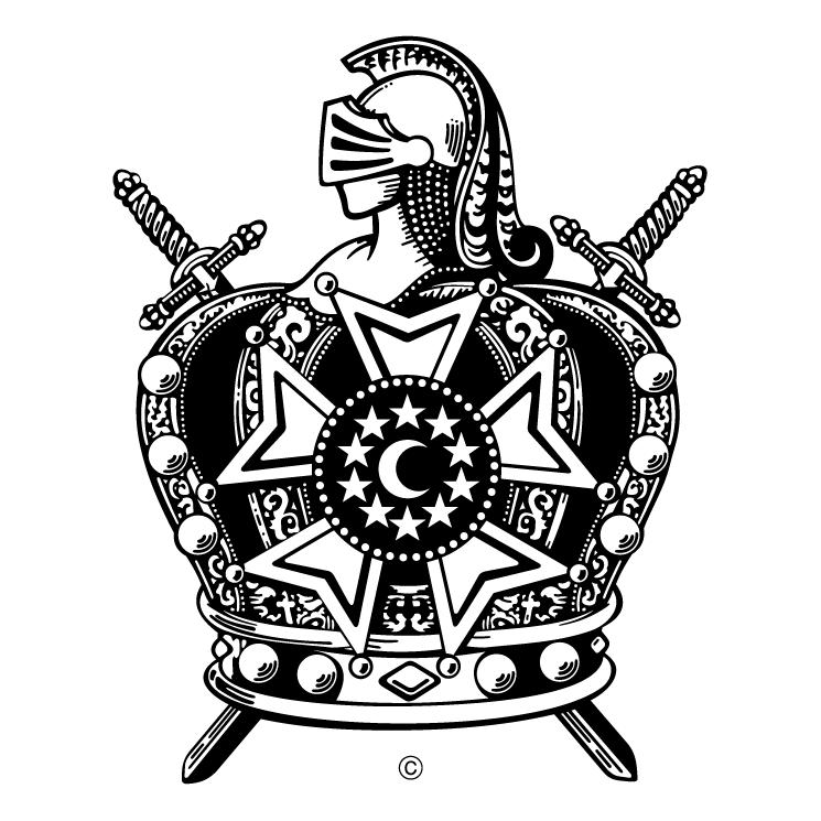 745x745 International Supreme Council Order Of De Molay 0 Free Vector