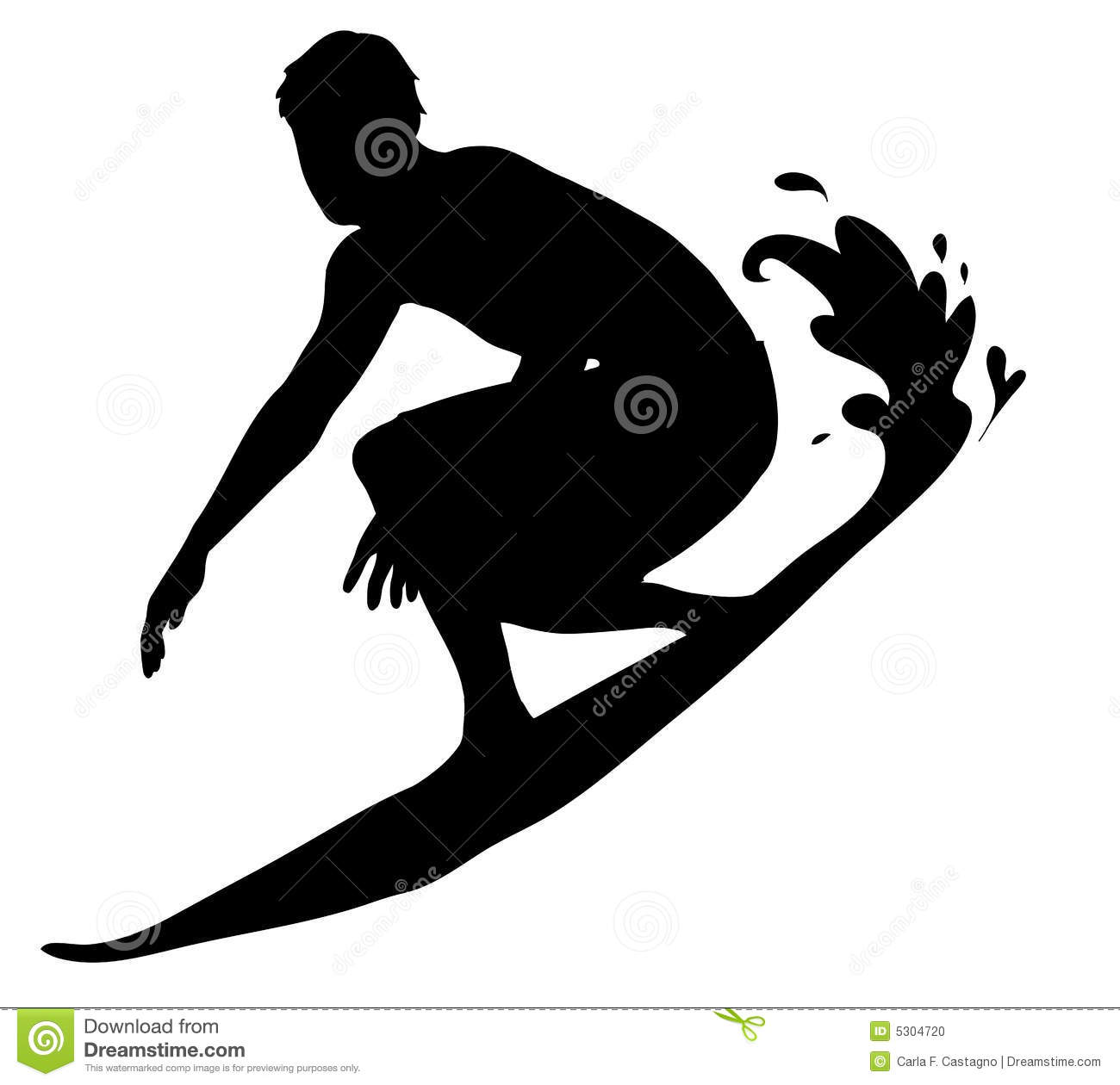 1300x1260 Surfing Vector