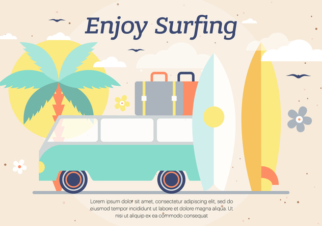 632x443 Free Surf Vector Background Free Vector Download 393729 Cannypic