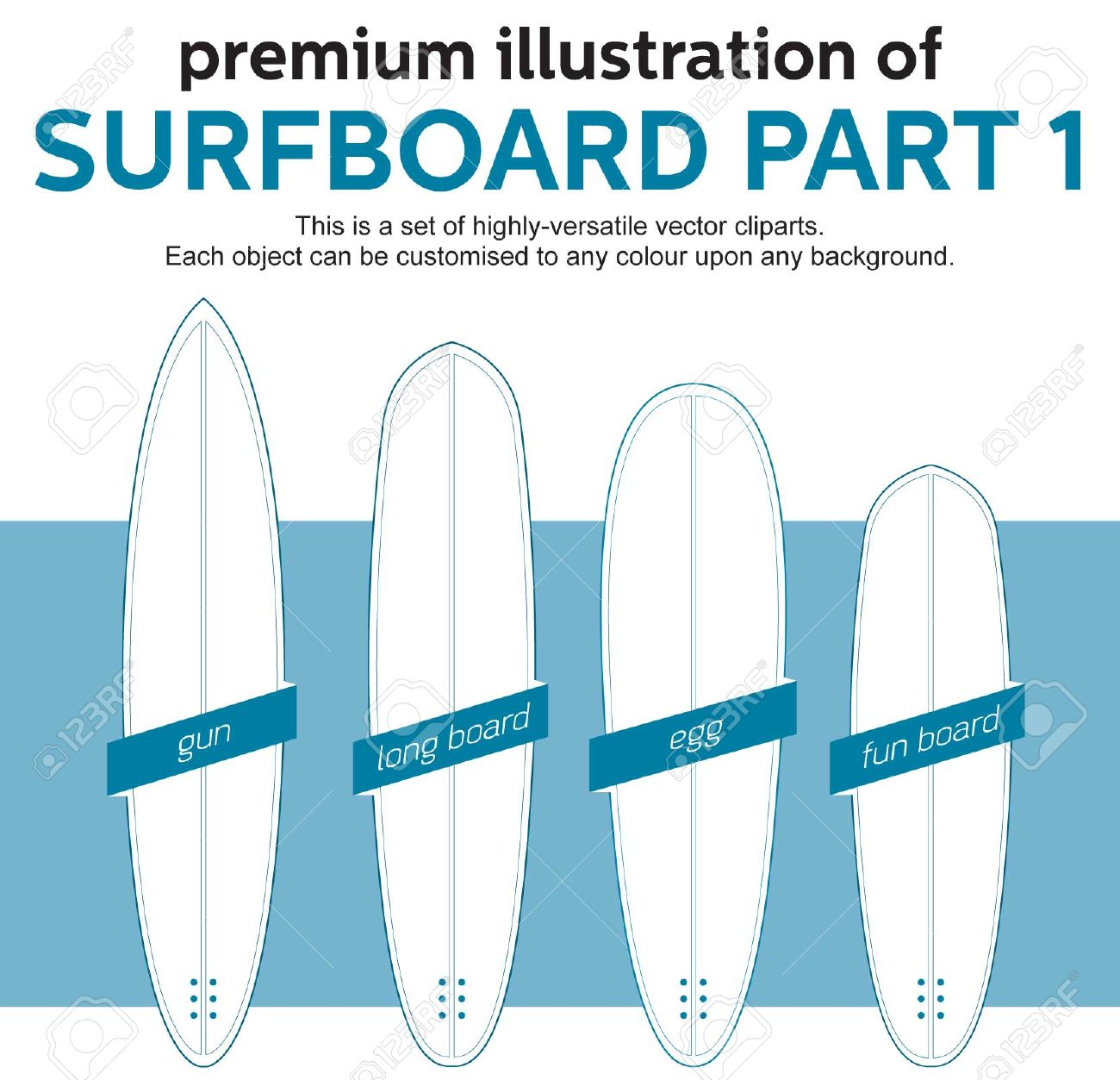 1300x1253 Surf Board Outline Clipart Collection