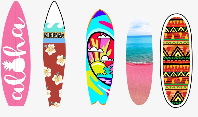 650x384 Surfboard, Surfboard Vector, Mediterranean, Holiday Png And Vector