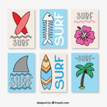 350x350 Surfboard Design Free Download