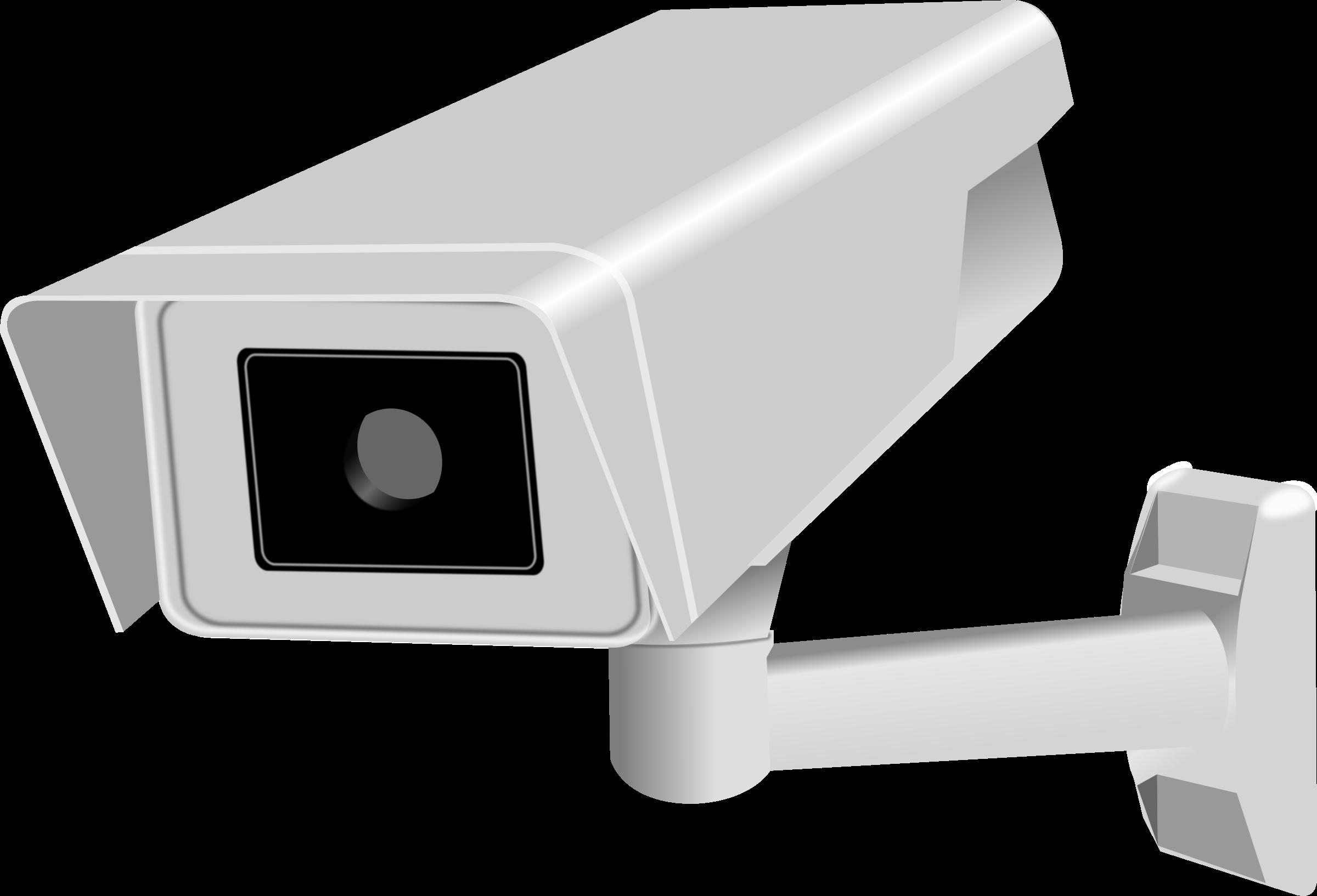 2400x1634 Security Camera Vector Art Image