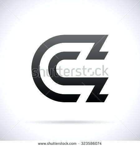 450x470 C Design Modern Round C Letter Logo Design Premium Vector