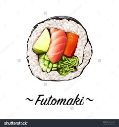 236x251 A Maki Roll Combo Cartoon Clipart Products, Cartoon And As