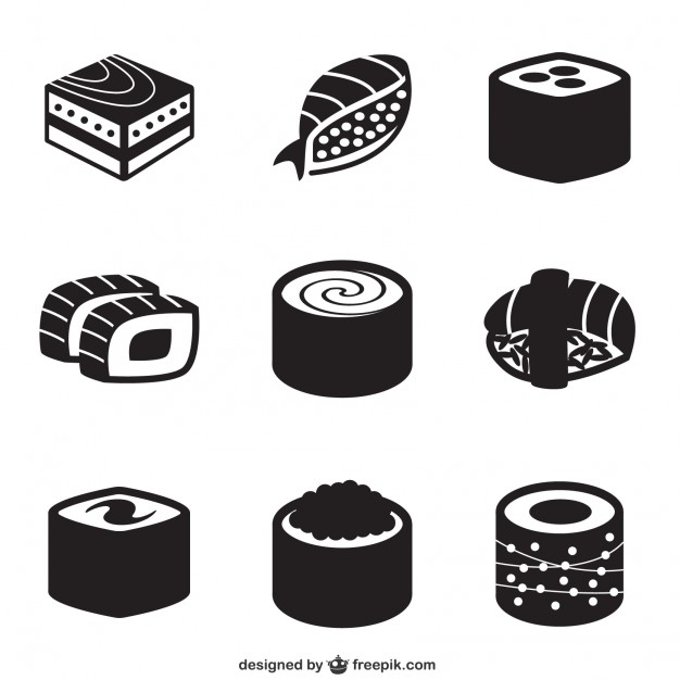 626x626 Sushi Roll Vectors, Photos And Psd Files Free Download