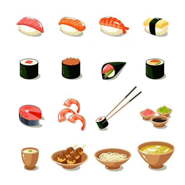 626x626 Sushi Vectors, Photos And Psd Files Free Download