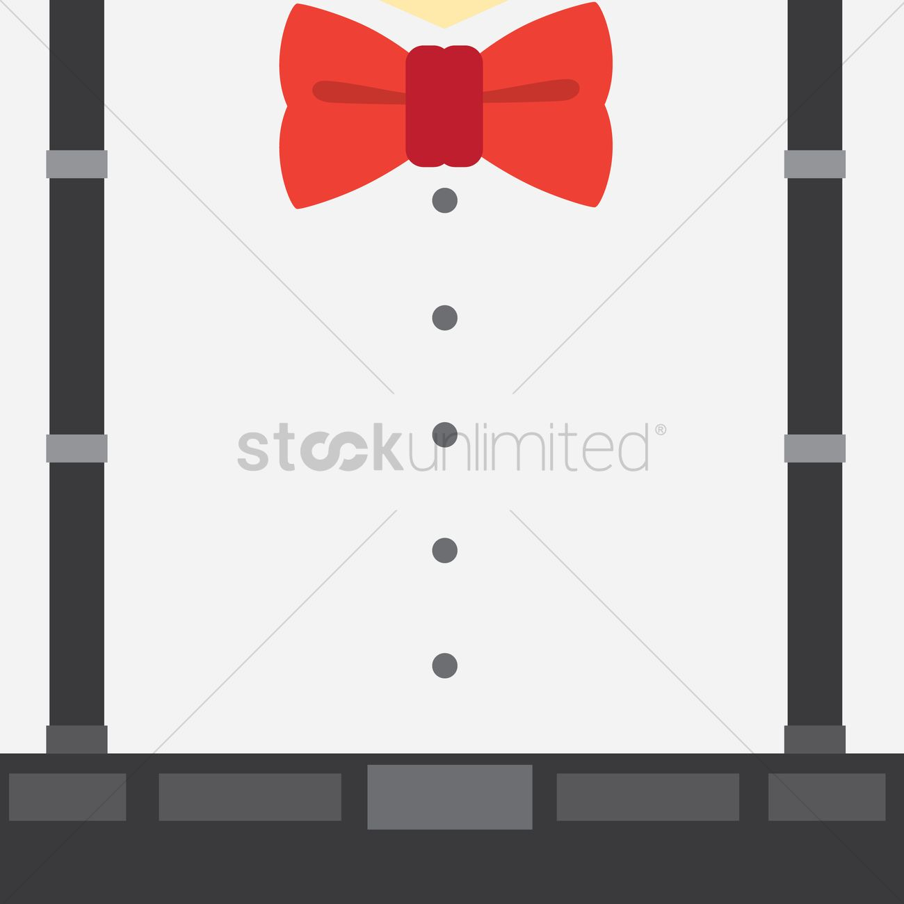 The Best Free Tie Vector Images Download From 50 Vectors Of Howtotiethebowtieknottyinginstructionspng 1300x1300 Suspenders And Bow Image