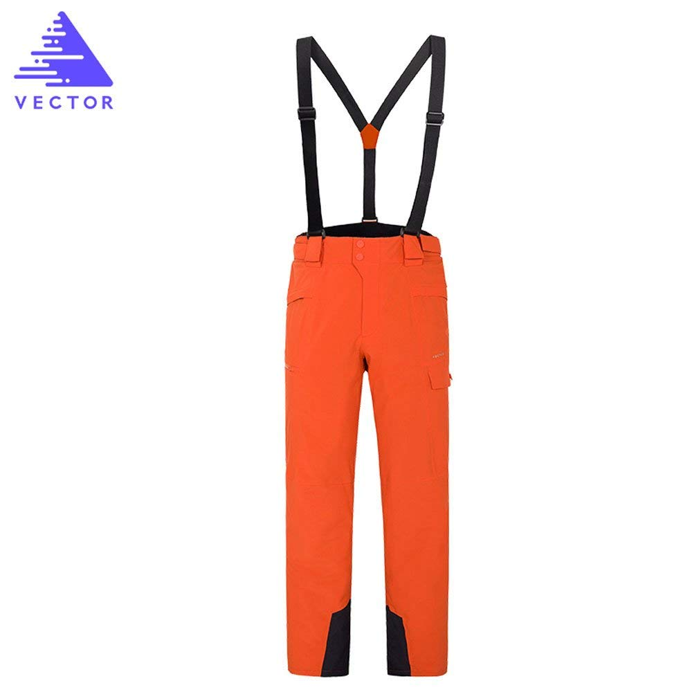1000x1000 Vector Waterproof Windproof Thermal Warm Skiing Pants