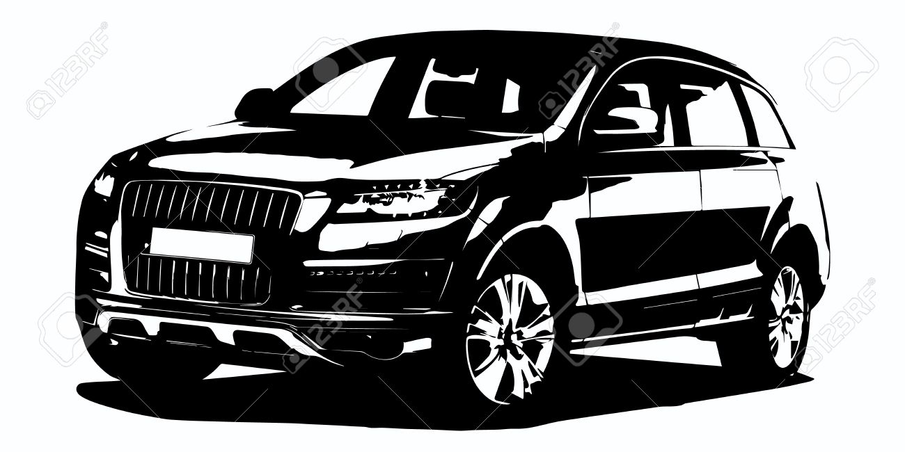 1300x650 Car Clipart Suv ~ Frames ~ Illustrations ~ Hd Images ~ Photo