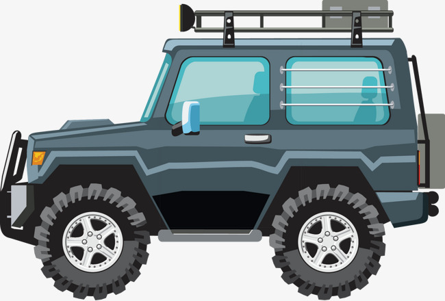 650x440 Suv Vector, Cross Country, Truck, Vector Car Png And Vector For