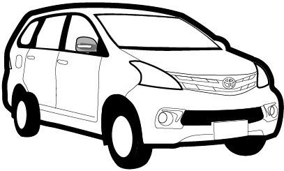 407x245 Toyota Avanza Daihatsu Xenia Suv Family Car Png Images