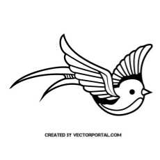 230x230 Free Swallow Vectors 4 Downloads Found
